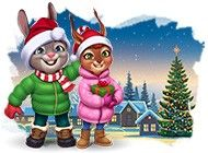 Подробнее об игре «Shopping Clutter 2: Christmas Square»